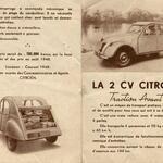 La première brochure de 1948