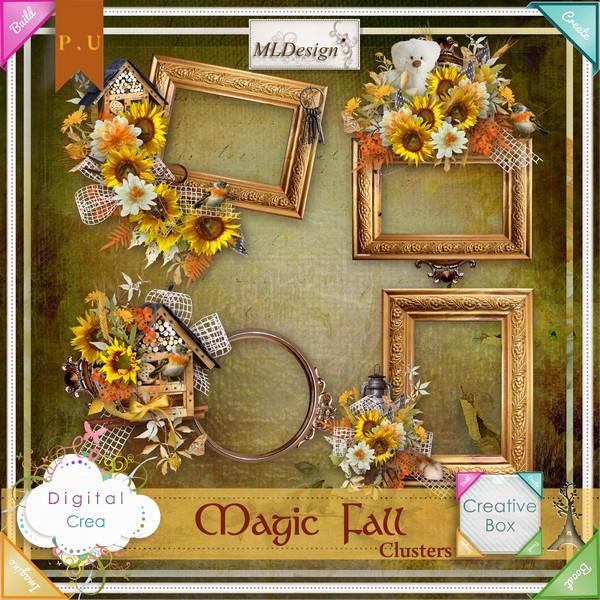 """Magic Fall"" by MLDesign"