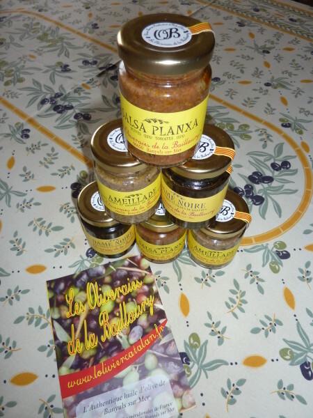 Banyuls - Villa Cmaille Les olivades