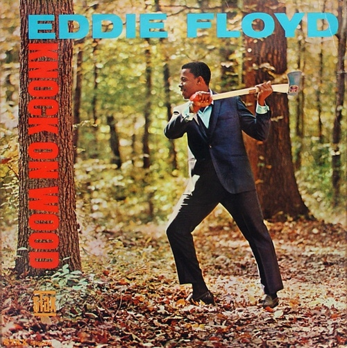 "1967 : Eddie Floyd : Album "" Knock On Wood "" Stax Records S 714 [ US ]"