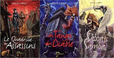 La trilogie Morgenstern de Hervé Jubert