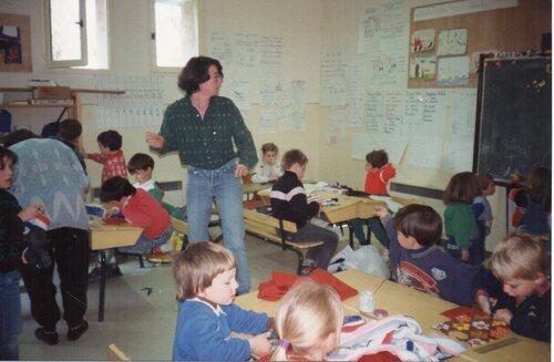 La classe multi-âges