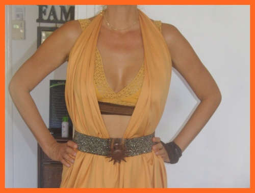 Cosplay Ellaria Sand archisimple