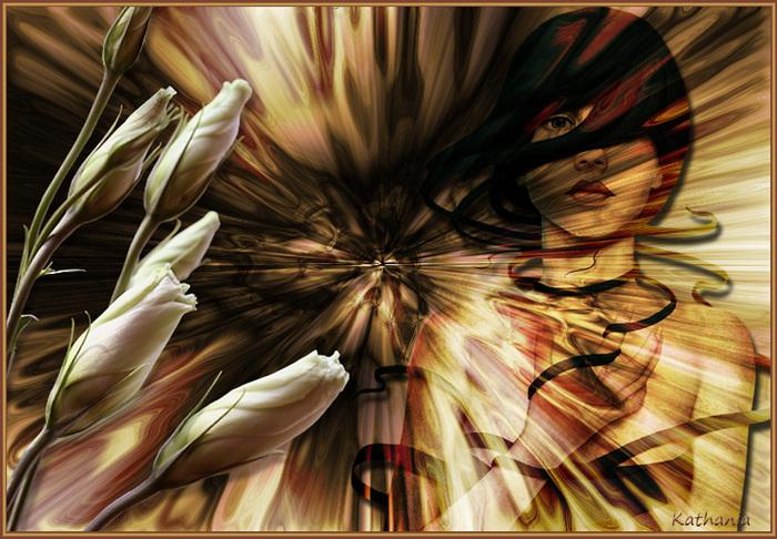 Quelques effets  : multicolore - vortex