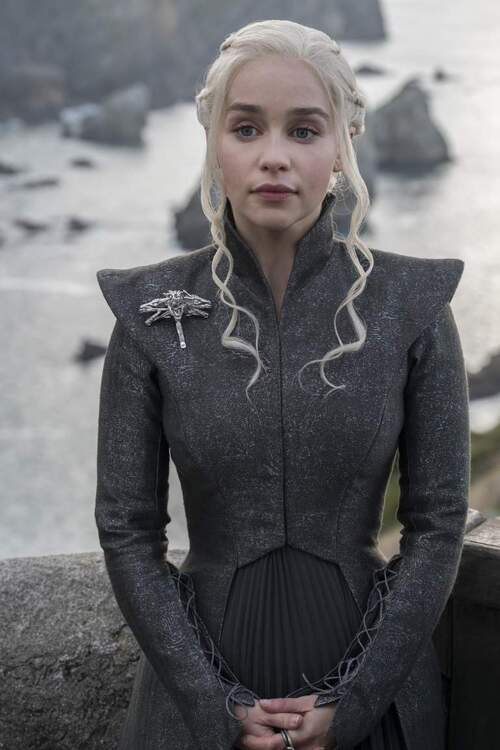 Daenerys: nouvelles photos saison 7