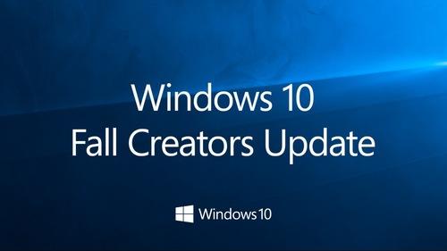 Windows 10 Fall Creators Update : Télécharger sans attendre  la mise à jour