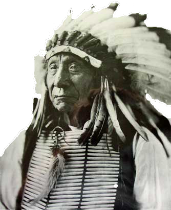 Amérindien : Red Cloud