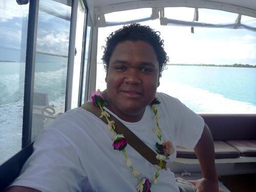 En route pour le Sofitel Private Island Bora Bora