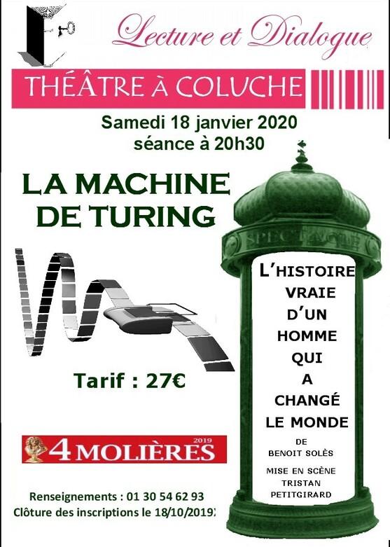 Soirée théâtre  à Plaisir en janvier 2020