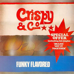 Crispy & Co. - Funky Flavored - Complete LP
