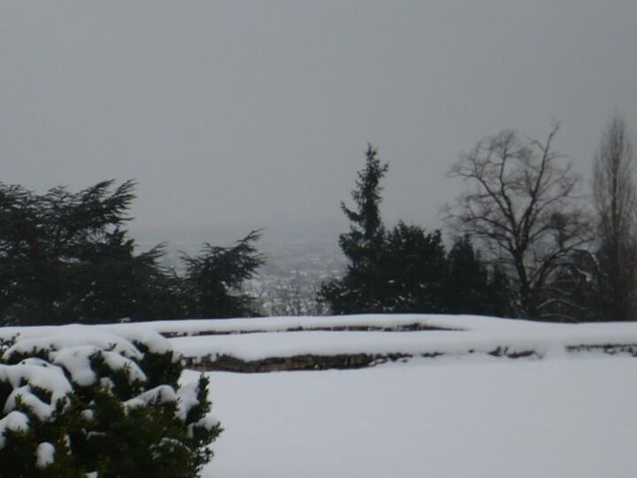 neige d'antan
