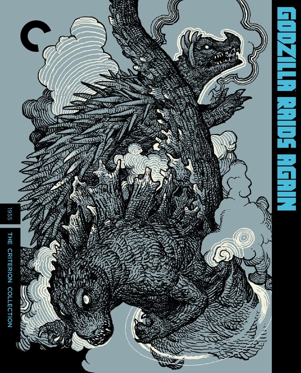 Gojira no gyakushû / Godzilla Raids Again (1955)