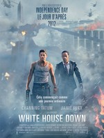 White House Down affiche