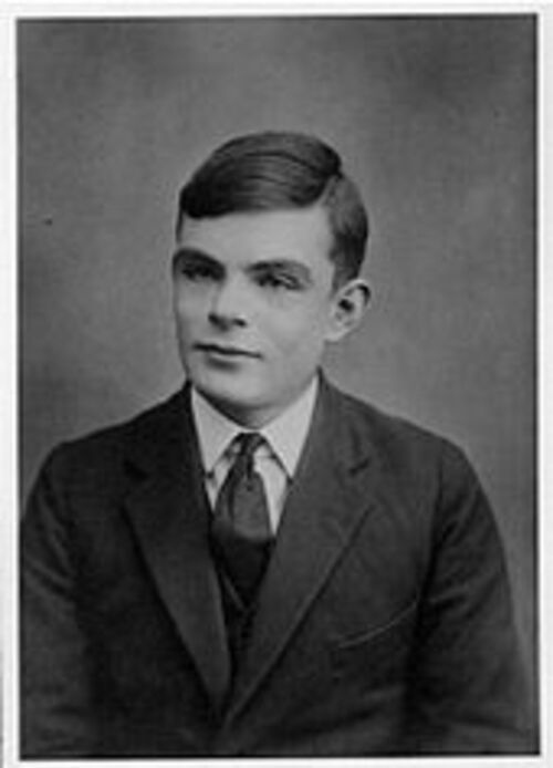 A l'origine du nom d'Apple? Un certain Alan Turing