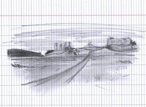 Les dessins faits en cours (suite 2)
