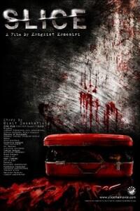 Slice (2009) : Bangkok est le théâtre d?une série de meurtres terrifiants, dont les victimes sont à chaque fois retrouvées dans des valises rouges. La police, impuissante, décide alors d?engager un ex-tueur à gages aujourd?hui emprisonné pour retrouver l?auteur de ces crimes. Entre l?ancien assassin professionnel et le tueur en série, le face-à-face va devenir inévitable? ...-----... De : Kongkiat Khomsiri  Avec : Arak Amornsupasiri, Jessica Pasaphan, Artthapan Poolsawad plus  Genre : Thriller  Nationalité : Thaïlandais