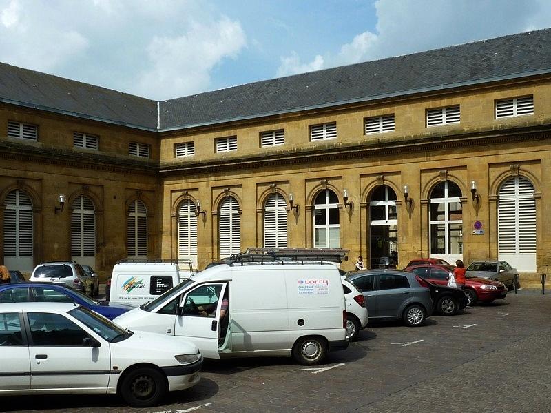 Metz / Le Marché Couvert / 2...