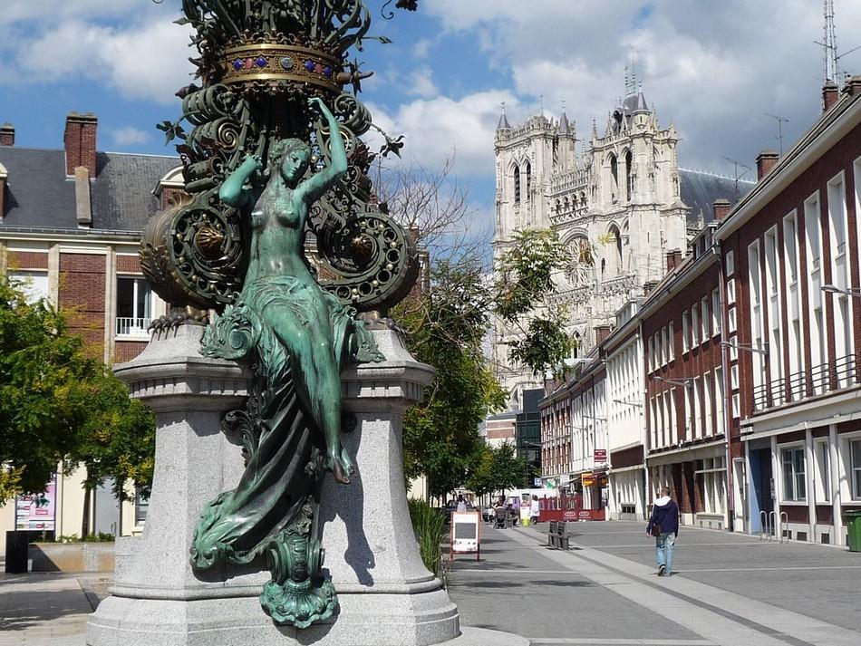 Ce qu'il faut voir à Amiens, entre autres ...