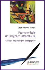 Jean-Pierre Terrail ou l'école de l'exigence pour tous
