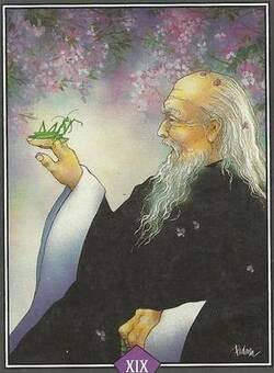 Tarot Zen - L'Innocence