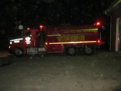 Galerie photos: La Grande évacuation 12 octobre 2011 à Lambton
