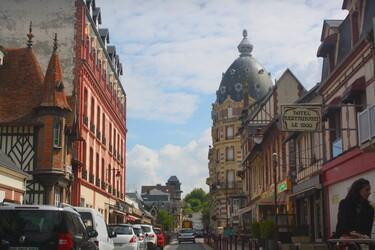 NORMANDIE mai 2017 : HOULGATE