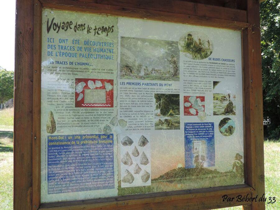 le Mont Dol  dept 35