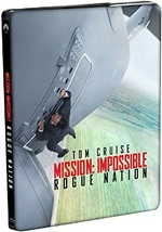 [Blu-ray] Mission : Impossible - Rogue Nation
