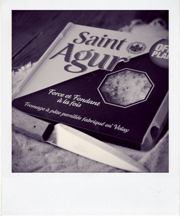 Pull apart bread au roquefort