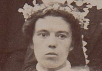 Angèle Vertet, desservante du temple de Vichy