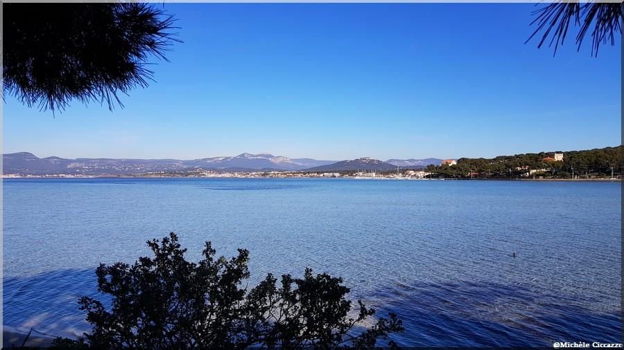 Balade sur l'île du Grand Gaou (Le Brusc 83 Var)
