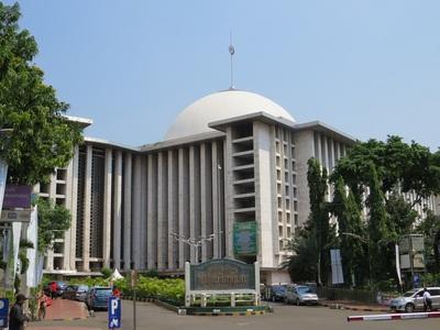 15 Juillet 2014 - Jakarta... une ville de fadas !