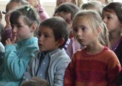 Les marionnettes à l'école maternelle