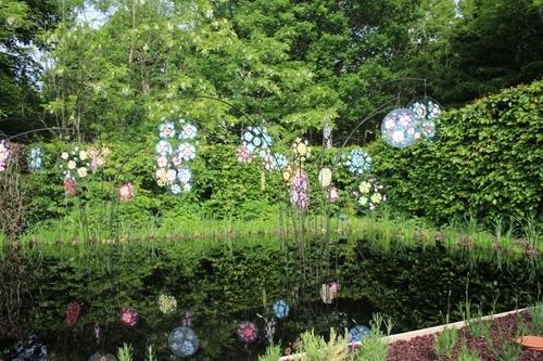 L'automne au festival des jardins