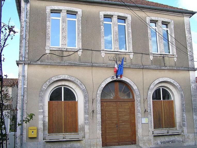 La mairie d'Anais.