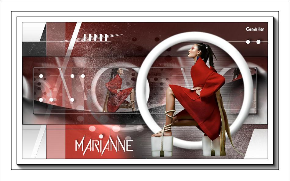 Marianne - Noisette
