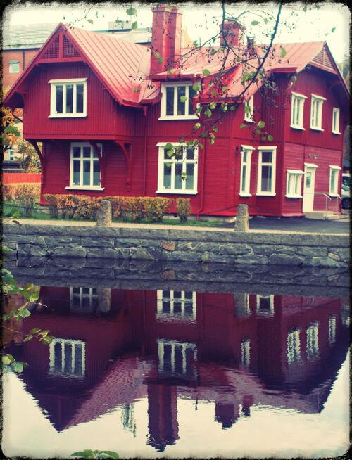 Un automne à Göteborg