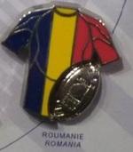 Pin's Roumanie Coupe du Monde 2007 (42)