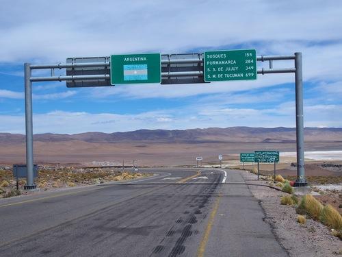 Bienvenidos en Argentina