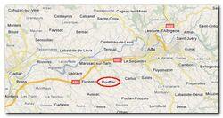Rouffiac : Circuit du puech de Mourens (Tarn)