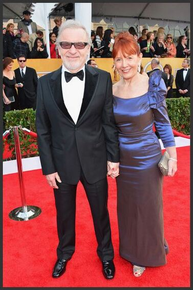 Deirdre et Colm - Los Angeles -27 janv 2013 - 19th Annual Screen Actors Guild Awards