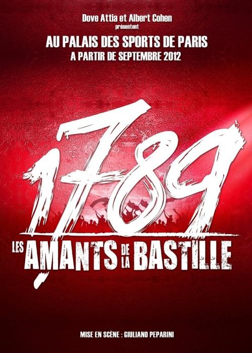 * 1789 Les Amants de la Bastille
