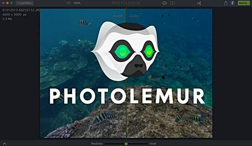 Photolemur sublime automatiquement vos clichés sur Mac