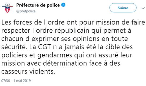 Mensonge et répression, le dictateur Macron franchit un nouveau pas