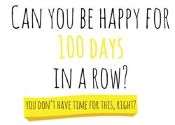 100 happy days - day 100