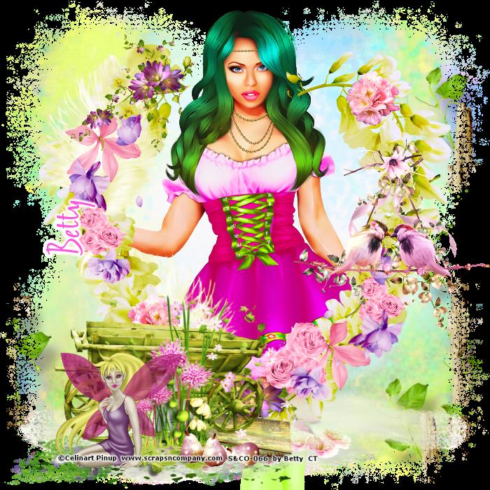 Spring Fairy Tale