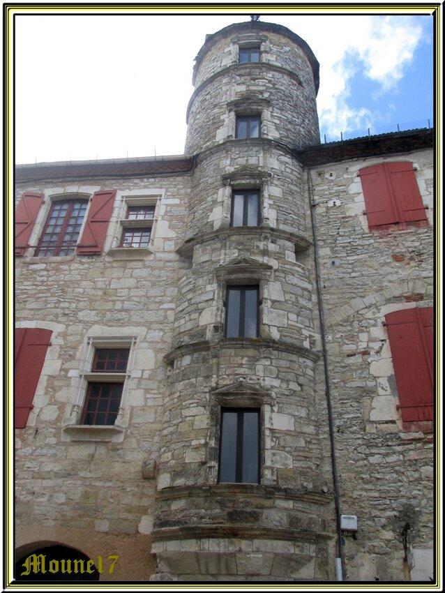 Visite de Martel (Lot)