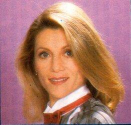 1982 : Session mèche blonde