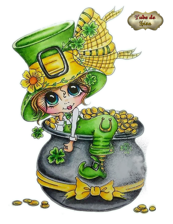 St Patrick série 12