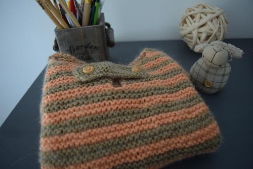 En novembre, c'est tricot!